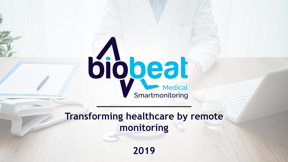 Biobeat Medical Monitoring